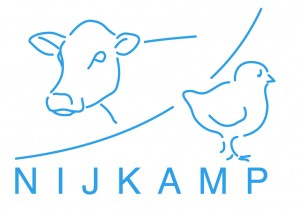 NIJKAMP logo Blauw CMYK